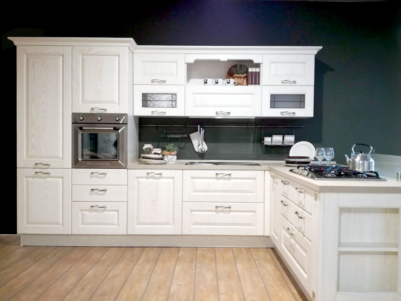 Camere: cucina lube mod laura