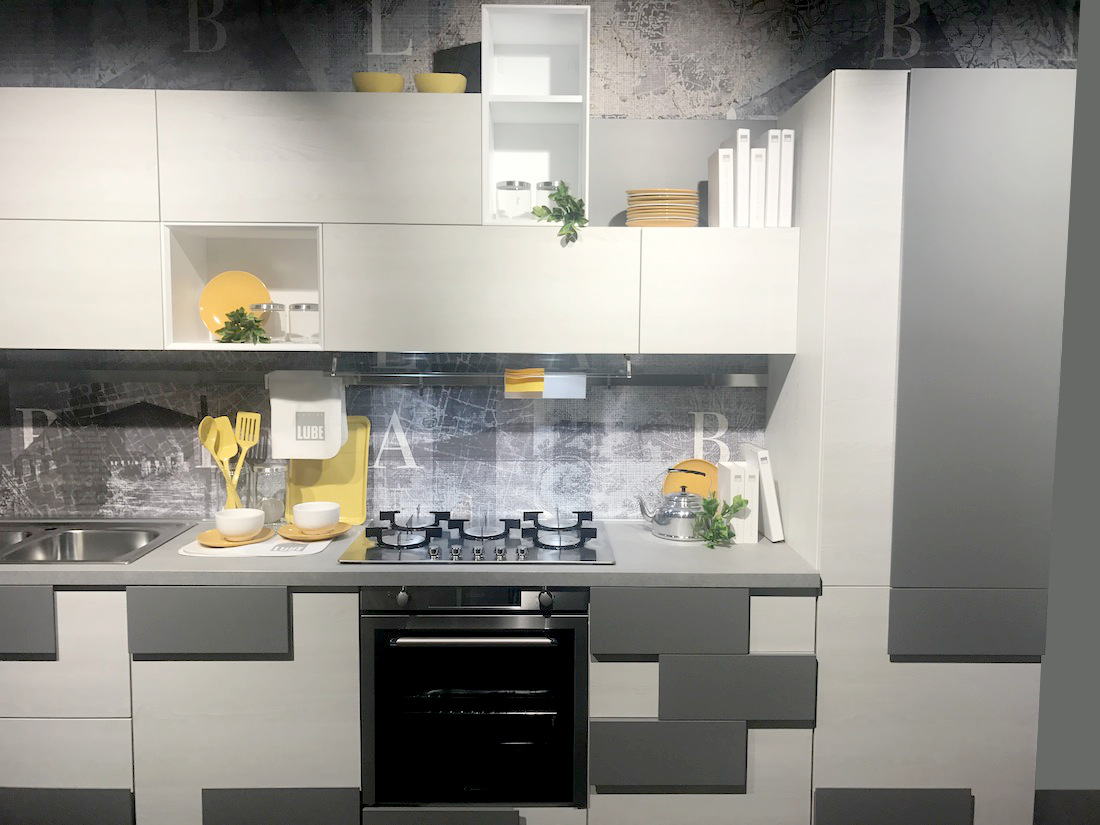 Presotto Outlet: cucina lube mod creativa