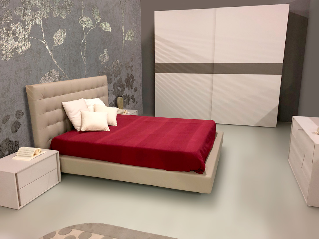 Outlet camere firmati, Arredo Group
