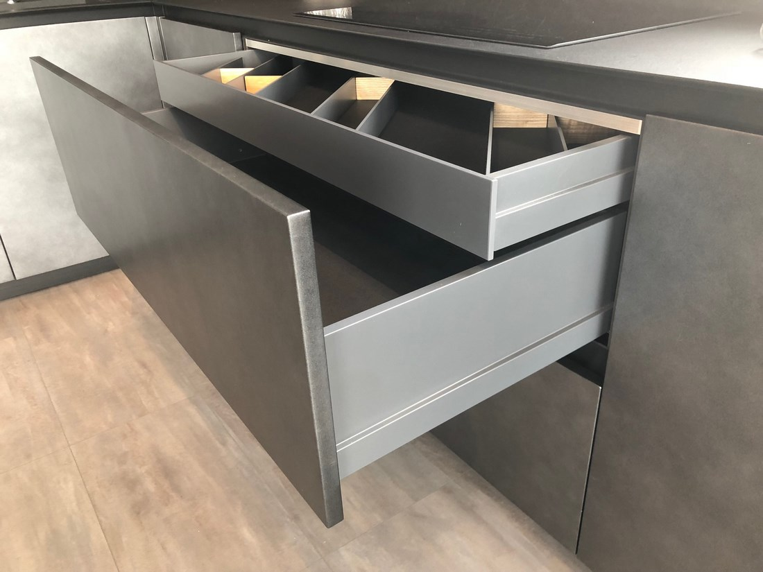 Cucina Stosa Mod. Evolution System