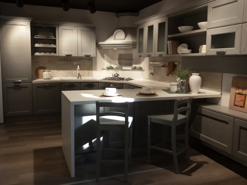 Presotto Outlet: cucina lube mod claudia